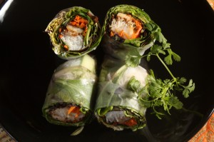 Thai Spice Roll